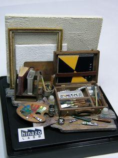 So many perfect little items... Hinazo Miniature