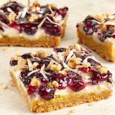 ... on Pinterest | Tea Party Foods, Lemon Bars and Ice Cream Cupcakes
