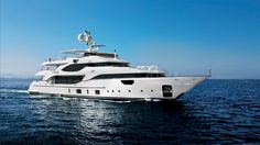 The Top 5 Most Luxurious New Yachts From The 2015 Cannes Yachting Festival ... see more at Inventorspot.com