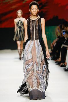 Alberta Ferretti Spring Summer 2016 - Preorder now on Moda Operandi
