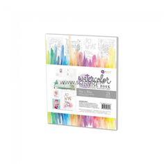 Prima Marketing Watercolor Coloring Book