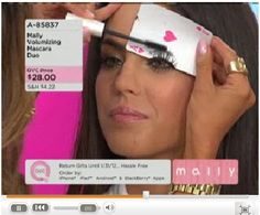Party Lashes: Lash Extensions, Ginormous Mascara | My Ray of Beauty Mally Cosmetics, Party Lashes, Mally Beauty, Lengthening Mascara, Get Glam, Volume Mascara, False Lashes, Holiday Festival, Lash Extensions