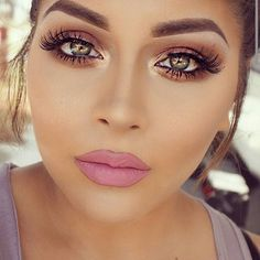 """Velour Lashes Official on Instagram: """"Love our #CarliLash on @cirquelady87  She has the most mesmerizing eyes! Get these babies at  www.velourlashes.com #VelourLashes #minklashes #cirquelady87 #motd"""""""
