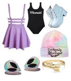 """""""Pastel Mermaid"""" by elauren ❤ liked on Polyvore featuring Bling Jewelry"""