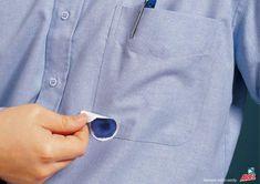 "Ariel ""Remove stains easily"" – 2004 Source : Coloribus Agency : Saatchi & Saatchi Dubaï (United Arab Emirates)"