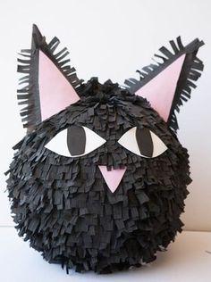 cat piñata