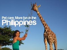 PET CARE. More FUN in the Philippines!