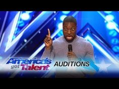 Preacher Lawson: Standup Delivers Cool Family Comedy - America's Got Talent 2017 - YouTube