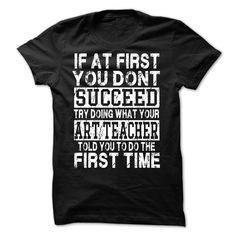 Art Teacher T-Shirts, Hoodies. ADD TO CART ==► https://www.sunfrog.com/No-Category/Art-Teacher--45508776-Guys.html?id=41382