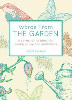 literatura obcojęzyczna dla pasjonatów: Words from the Garden