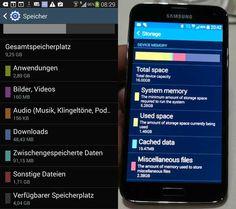 Samsung Galaxy S5 16 GB: confermati 10,7 GB di spazio libero per l'utente - http://www.tecnoandroid.it/samsung-galaxy-s5-16-gb-confermati-107-gb-di-spazio-libero-per-lutente/