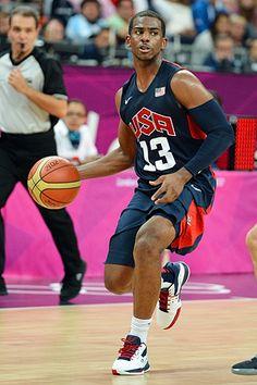 Chris Paul美國職業籃球員,是快艇隊隊長背號3號,擁有高超的防守能力以及控球能力
