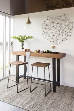 Modern & Contemporary Dining Room Design #diningroom
