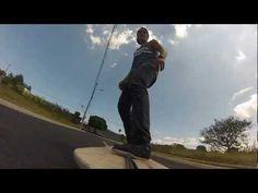 Hamboard. Costa Rica.  GoPro 3 Silver Edition
