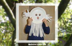 Vyrobte si ducha na Halloween a zažite s ním kopec zábaby. Halloween, Frame, Tattoo Ideas, Decor, Picture Frame, Decoration, Decorating, Frames, Spooky Halloween