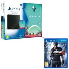 349.99 € ❤ Console #PS4 1 To + Jeux #NoMansSky et #Uncharted4 : A Thief's End ➡ https://ad.zanox.com/ppc/?28290640C84663587&ulp=[[http://www.cdiscount.com/jeux-pc-video-console/consoles/ps4-1-to-jeux-no-man-s-sky-et-uncharted-4-a-t/f-1033916-bunomanunchart.html?refer=zanoxpb&cid=affil&cm_mmc=zanoxpb-_-userid]]