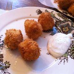 Buffalo Chicken Cheese Balls   Organic Recipe Book