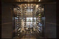 Cave à vin vitrée de luxe - Provintech
