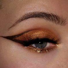 Makeup Eye Looks, Eye Makeup Art, Cute Makeup, Glam Makeup, Pretty Makeup, Simple Makeup, Skin Makeup, Makeup Inspo, Makeup Inspiration