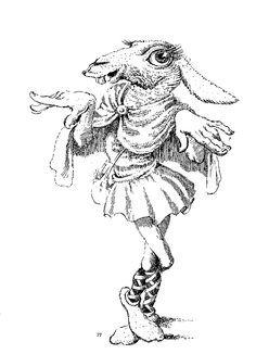 mervyn peake drawings - Google Search