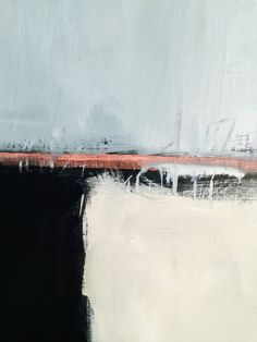 """claudia-valsells: """"Detail of Walls oil paint on canvas by Claudia Valsells """""""