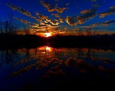 Sunset by Bob Buurman - Landscapes Sunsets & Sunrises (  )