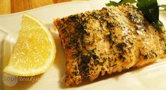 This is a great place to start when making fish, and a simple sauce to add to your repertoire in place of simply sprinkling fish with salt and pepper. Salmon Recipes, Fish Recipes, Maple Salmon, Fish Dishes, Grain Free, Free Food, Seafood, Grains, Paleo