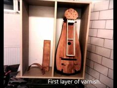 Homemade Hurdy Gurdy - YouTube