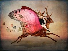 Catrin Welz-Stein ~ Enjoy the Ride #Trippy