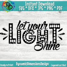 Let Your Light Shine, Making Shirts, Transfer Paper, Craft Stores, Bible Verses, Bible Quotes, Cutting Files, Improve Yourself, Confidence