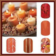 Jamberry Nails for your Thanksgiving festivities! Shop with me at http://karley,jamberrynails.com Karley Ziegler Mott, Independent Lead Consultant