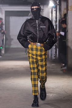 Palm Angels Fall 2018 Menswear Collection Photos - Vogue