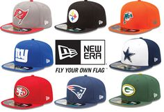 New Era 2012 NFL On-Field Collection