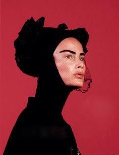 Yohji Yamamoto Editorial by David Sims - GRAVERAVENS