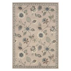 Sophie Area Rug - Gray