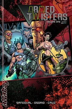 Check out Armed Twisters #1 on @comixology