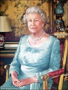 Ce portrait a été peint par une jeune femme de 31 ans, Isobel Peachey. La Reine a posé durant 3 séances. Par qui a-t-il été commandé ?