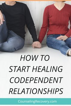 If you struggle with people pleasing or setting boundaries, relationships become unhealthy and one-sided. The person who is codependent ends up doing all the heavy lifting. Healthy relationships require a willingness to do things differently and begin to put your needs first. Here are some skills to begin to heal codependent relationships. #codependent #codependency #addiction #relationships #boundaries Chronic Illness, Chronic Pain, Relationship Hurt, The Power Of Vulnerability, Codependency Recovery, Grief Support, Healthy Relationships, Healthy Marriage, Improve Mental Health