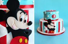 Mickey Cake - Rodrigo
