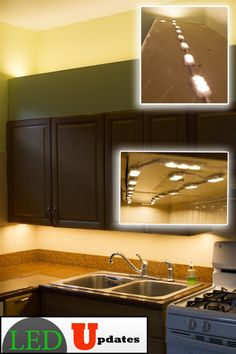 warm white kitchen cabinet premium series led light with dimmable