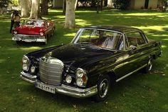 Mercedes Benz 108 Cabriolet