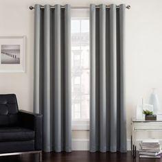 product image for Twilight Room Darkening Grommet Top Window Curtain Panel