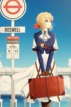 Violet Evergarden (Character) Image #2246832 - Zerochan Anime Image Board