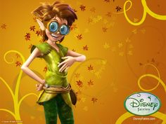Bobble from Tinkerbell and the lost treasure