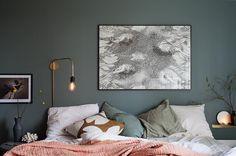 """857 Likes, 58 Comments - bloggaibagis /// Janniche (@bloggaibagis) on Instagram: """"Mycket sovrum nu, ni får stå ut med det Det beror på att resten av huset är på väg att vändas upp…"""""""
