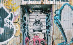 Streetart in Williamsburg, New York City