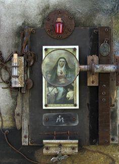 Jason Lott: Our Lady of Seven Sorrows III