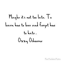 ♡love this line. Thank you for crazy train ozzy