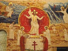 Chapelle Redemptoris Mater - Marko Rupnik