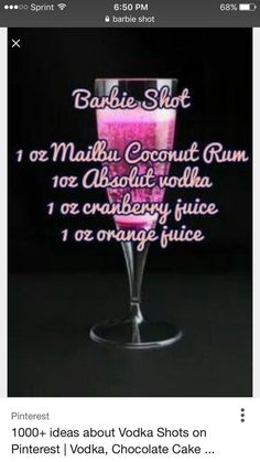Delicious Halloween Cocktail Recipes for The Best Party Ever - cocktails and drinks - Cocktails Vodka, Liquor Drinks, Absolut Vodka, Cocktail Drinks, Alcoholic Drinks, Beverages, Watermelon Cocktail, Bourbon Drinks, Martinis